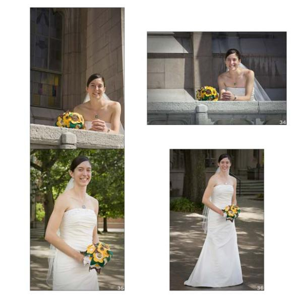 2x2 image grid output from lightroom now ready for import into Booksmart