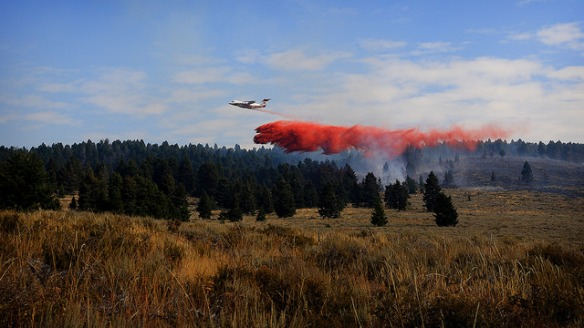 fire suppression tactics are expensive